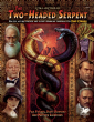 Call of Cthulhu RPG (7th Edition):  Pulp Cthulhu - The Two-headed Serpent